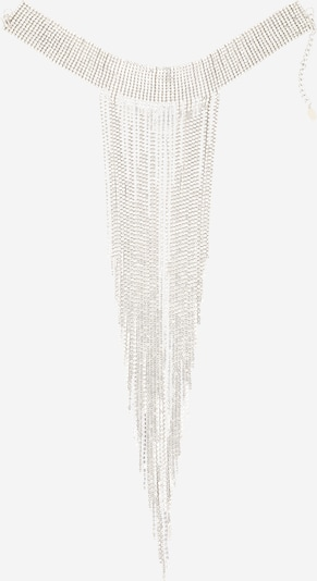LeGer by Lena GerckeKetju 'Emmi' värissä hopeanharmaa, Tuotenäkymä