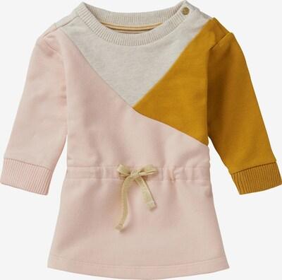 Noppies Kleid ' Sishen ' in beige / senf / rosa, Produktansicht
