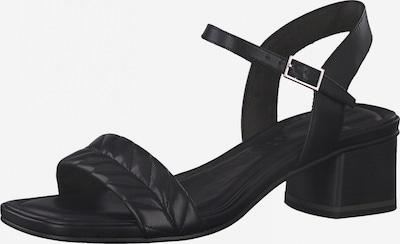TAMARIS Sandały z rzemykami w kolorze czarnym, Podgląd produktu