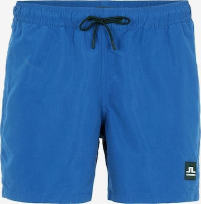 J.Lindeberg Shorts de bain 'Banks' en bleu roi, Vue avec produit
