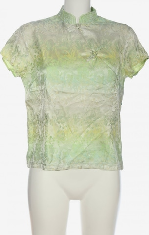 HESSNATUR Blouse & Tunic in M in Green