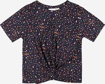 The New T-shirt 'ULISE' i blå