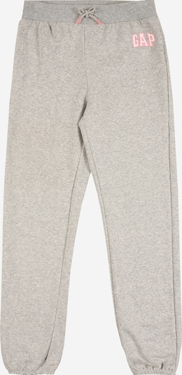 GAP Trousers in light grey / pink / white, Item view