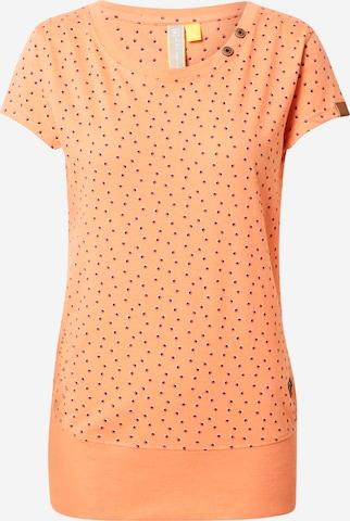 Alife and Kickin Shirt in Orange