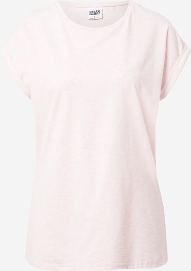 Urban Classics Shirt in Light pink: Frontal view