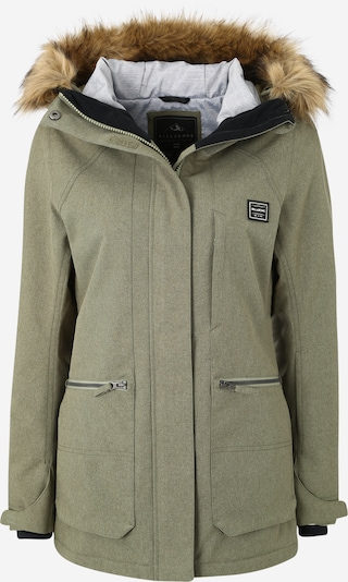 BILLABONG Skijacke 'Into The Forest' in khaki, Produktansicht