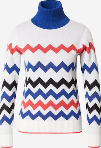 ROXY Athletic Sweater in White