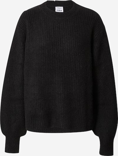 Hoermanseder x About You Pullover 'Grace' in schwarz, Produktansicht