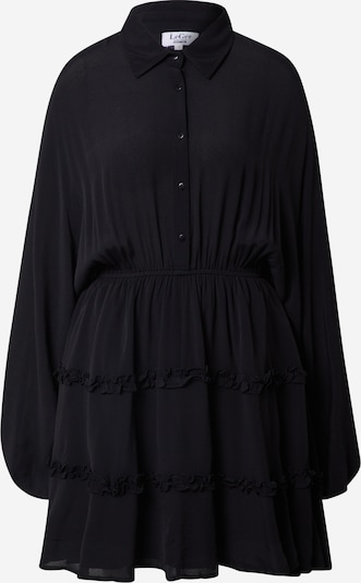 LeGer by Lena Gercke Shirt dress 'Fabrice' in Black, Item view