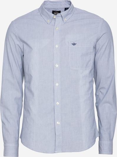Dockers Košulja 'ALPHA' u sivkasto plava, Pregled proizvoda