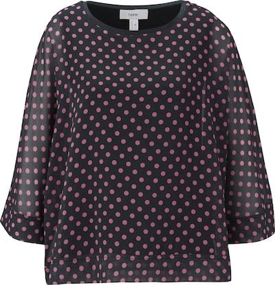 Marškinėliai iš heine , spalva - rožinė / juoda, Prekių apžvalga