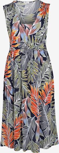 Paprika Kleid in marine / mischfarben, Produktansicht