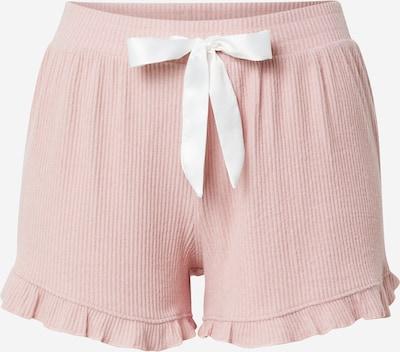 Hunkemöller Spodnie od piżamy w kolorze różowy pudrowym, Podgląd produktu