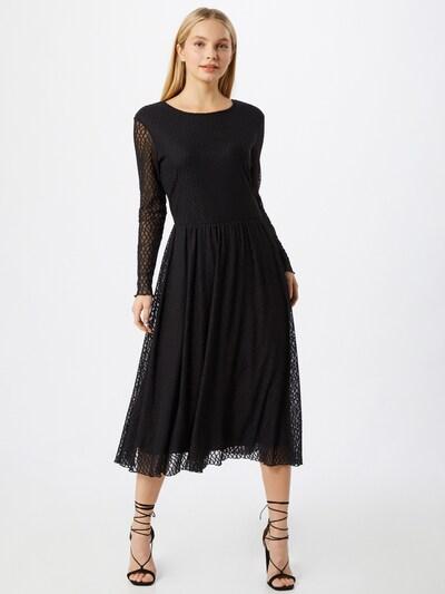 Soyaconcept Kleid 'Nava' in schwarz, Modelansicht