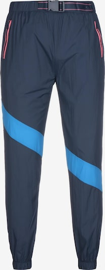 Tommy Jeans Pants in Night blue / Light blue / Coral, Item view