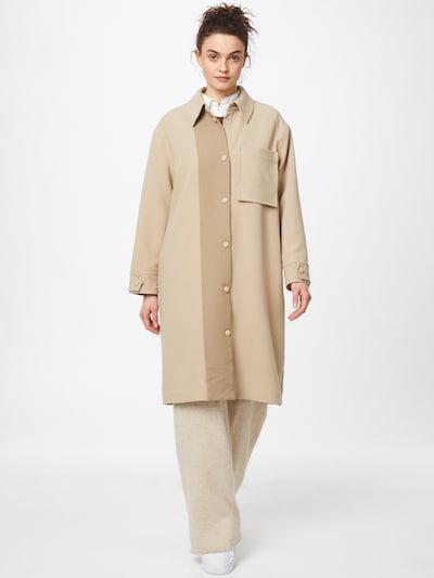 Palton de primăvară-toamnă 'Merritt' mbym pe maro / maro deschis, Vizualizare model