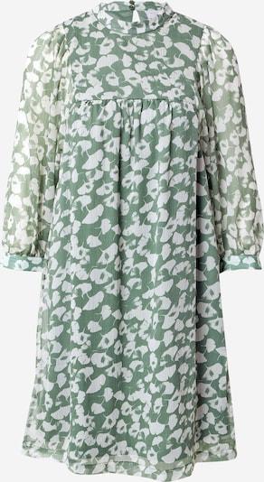 VILA Mekko 'Kelly' värissä vaaleanvihreä / valkoinen, Tuotenäkymä