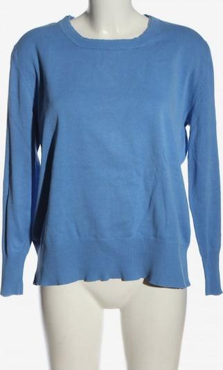 Bexleys Woman Feinstrickpullover in XL in blau, Produktansicht