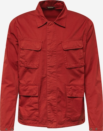 Barbour International Jacke 'Dion' in Rot
