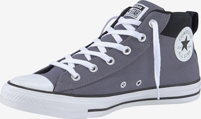 CONVERSE Sneaker in dunkelgrau / schwarz / weiß, Produktansicht