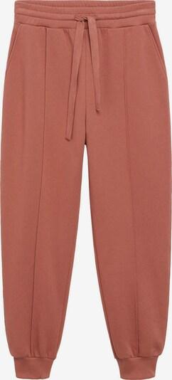 Pantaloni 'PARIS' MANGO pe roşu închis, Vizualizare produs