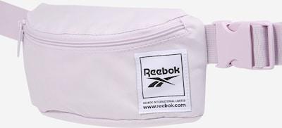 REEBOK Sportgürteltasche in helllila, Produktansicht