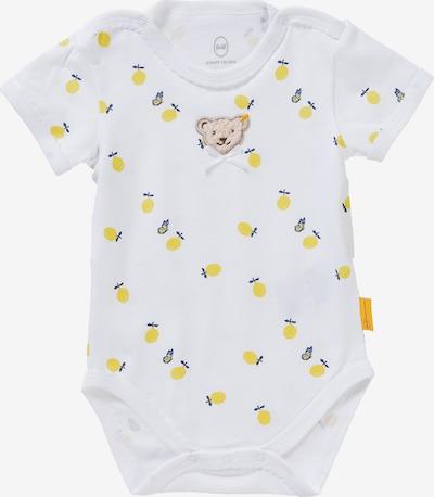 STEIFF Body in braun / gelb / weiß, Produktansicht