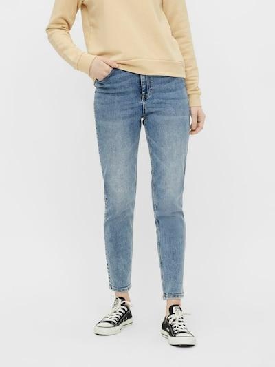 PIECES Jeans 'Lili' en blue denim, Vue avec modèle