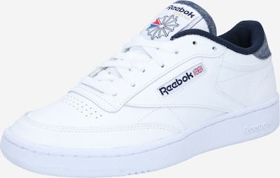 Reebok Classic Sneaker 'Club C 85' in taubenblau / weiß, Produktansicht