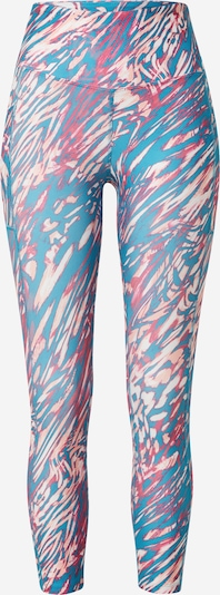 Bally Sports trousers in Beige / Sky blue / Pink, Item view