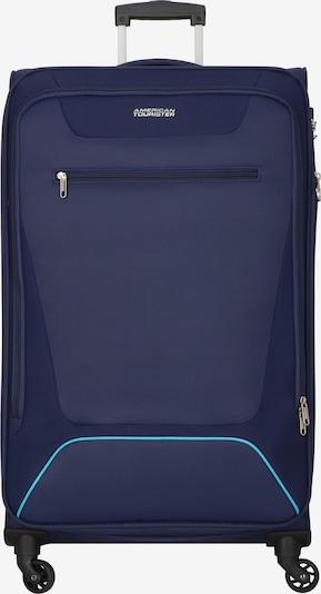American Tourister Trolley 'Hyperbreez' in türkis / dunkelblau, Produktansicht
