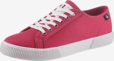 Calvin Klein Sneaker in blutrot / dunkelrot, Produktansicht
