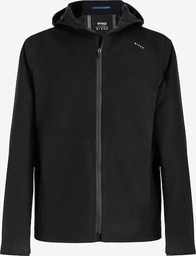 Boggi Milano Jacke in schwarz, Produktansicht