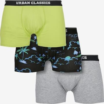 Boxers Urban Classics en mélange de couleurs