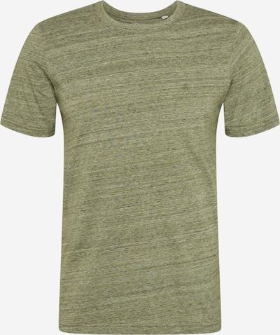 JACK & JONES T-Shirt in oliv, Produktansicht