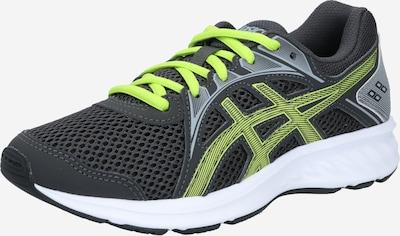 ASICS Sportschoen 'Jolt 2 ' in de kleur Grafiet / Limoen, Productweergave