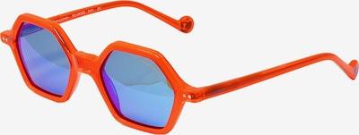 Zoobug Retrosonnenbrille 'Sascha' für Kinder in rot, Produktansicht