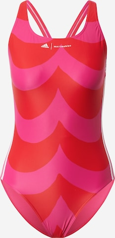 ADIDAS PERFORMANCE Active Swimsuit in Pink