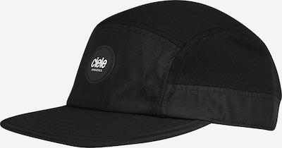 CIELE ATHLETICS Sportcap in schwarz, Produktansicht