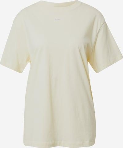 Nike Sportswear Shirt in de kleur Beige / Grijs, Productweergave