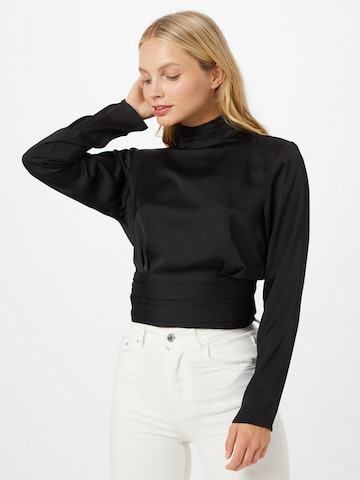 Gina Tricot Blouse 'Cass' in Black