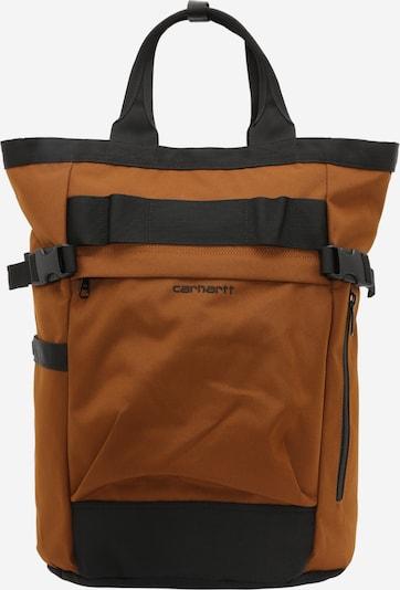 Carhartt WIP Sac à dos 'Payton' en marron / noir, Vue avec produit