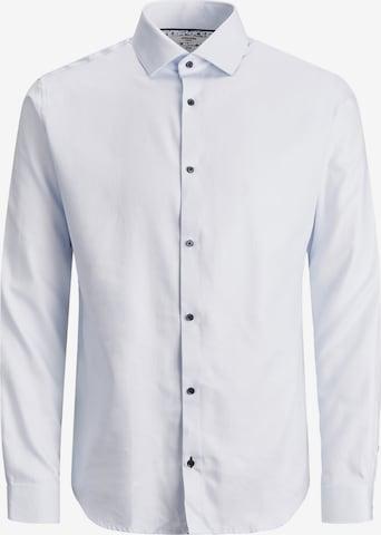 JACK & JONES Businesskjorte 'BLAVIGGO' i hvit