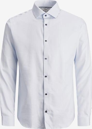 JACK & JONES Businessskjorta 'BLAVIGGO' i ljusblå / vit, Produktvy