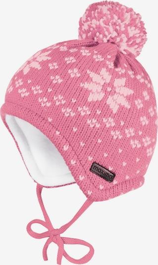 MAXIMO Mütze in rosa / hellpink, Produktansicht