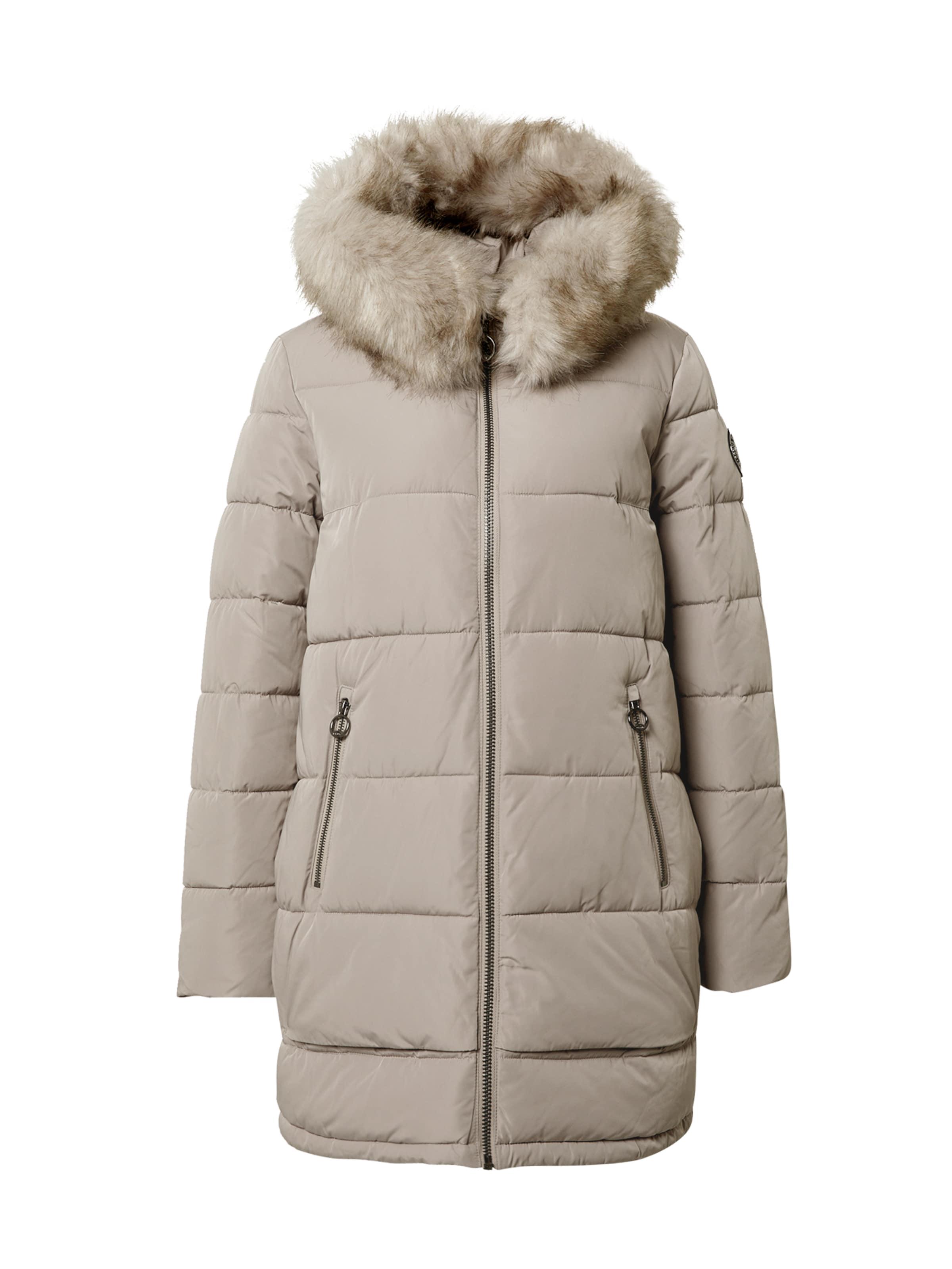 DKNY Vinterjacka 'Puffer' i beige