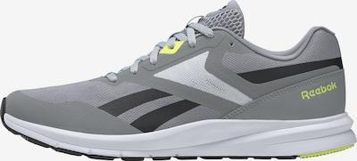 Reebok Sport Laufschuh in grau / schwarz / weiß, Produktansicht