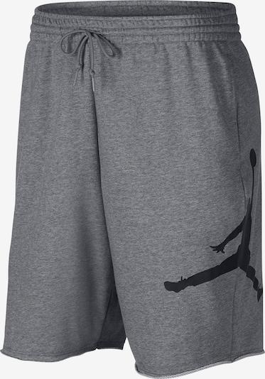 Jordan Hose in grau / schwarz, Produktansicht