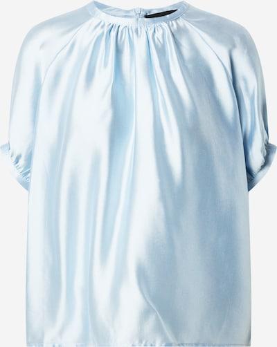 Birgitte Herskind Blouse 'Gabriella' in de kleur Lichtblauw, Productweergave