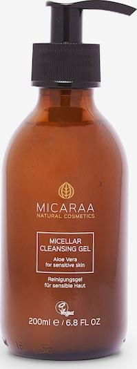 MICARAA Reinigungsgel  Gel 200ml in braun, Produktansicht